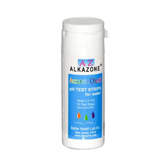 AlkazoneAccurate Check pH Test Strips for Water