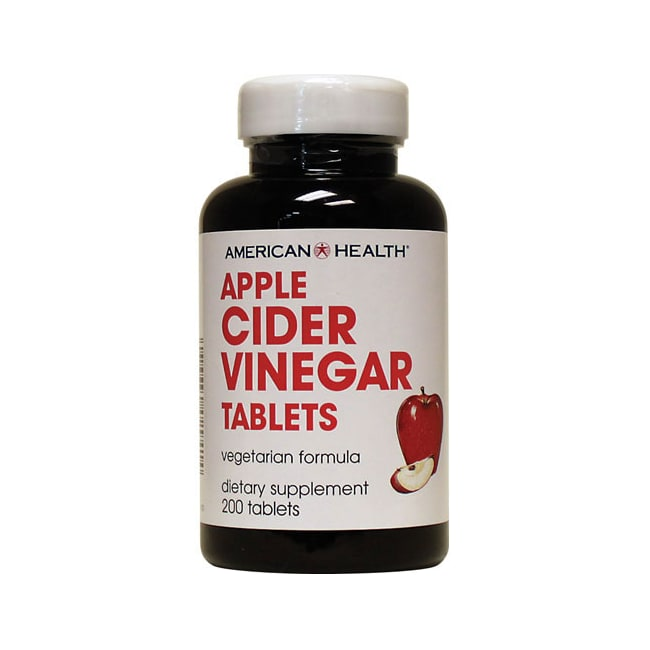 American Health Apple Cider Vinegar