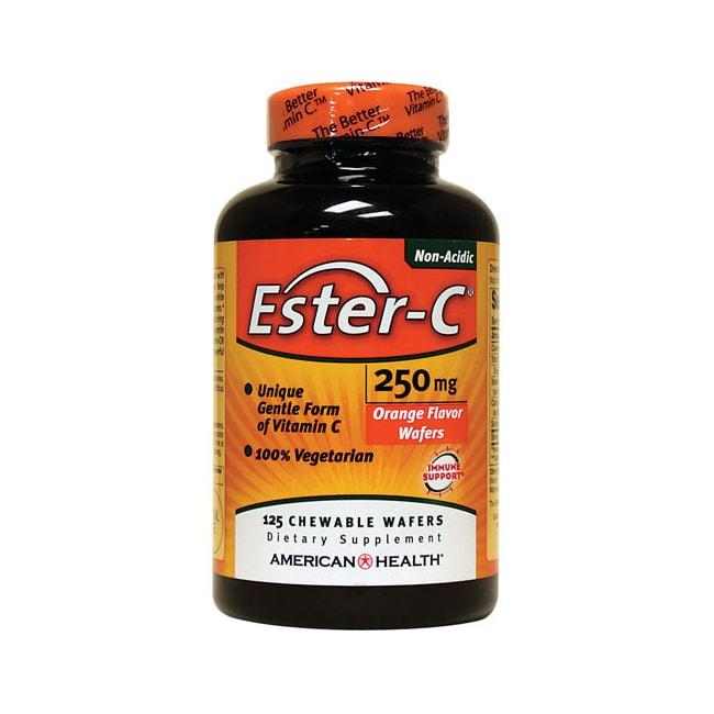 American Health Ester-C Orange Flavor