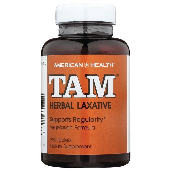 American HealthTAM Herbal Laxative