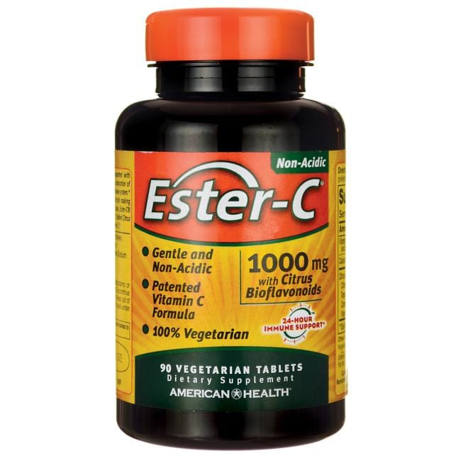 American HealthEster-C with Citrus Bioflavonoids
