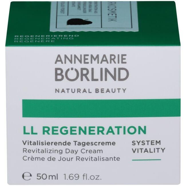 Annemarie BorlindLL Regeneration Revitalizing Day Cream