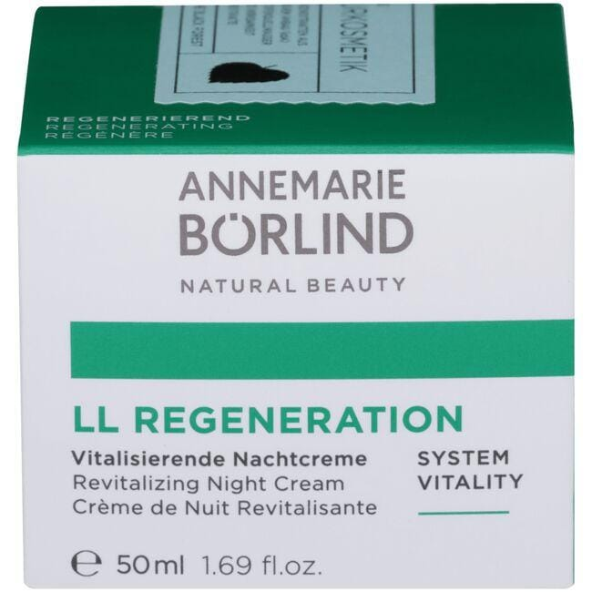 Annemarie Borlind LL Regeneration Revitalizing Night Cream