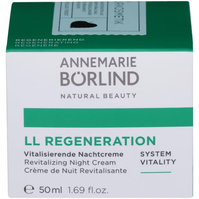 Annemarie Borlind LL Regeneration Night Cream