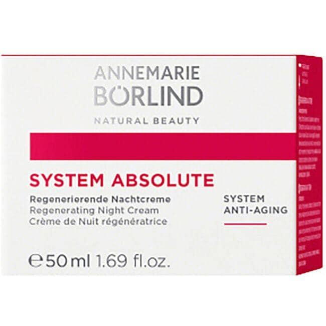 Annemarie Borlind Anti-Aging System Absolute Night Cream