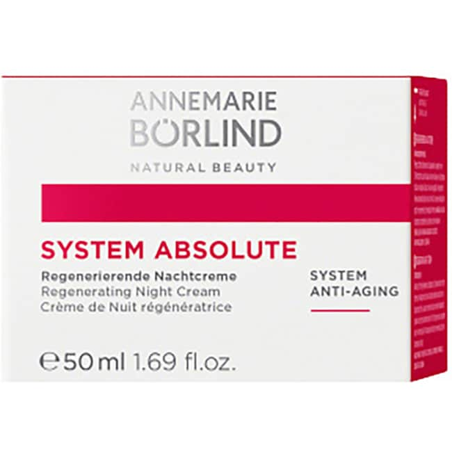 Annemarie BorlindAnti-Aging System Absolute Night Cream