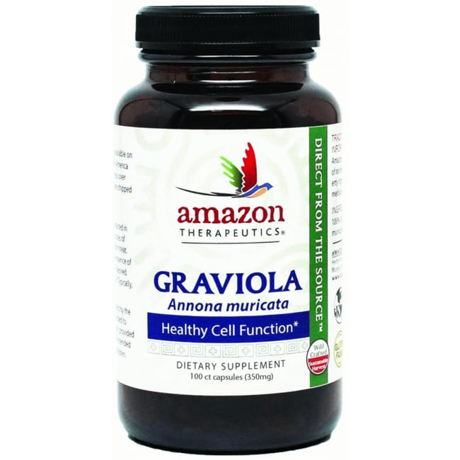 Amazon Therapeutic LabsGraviola