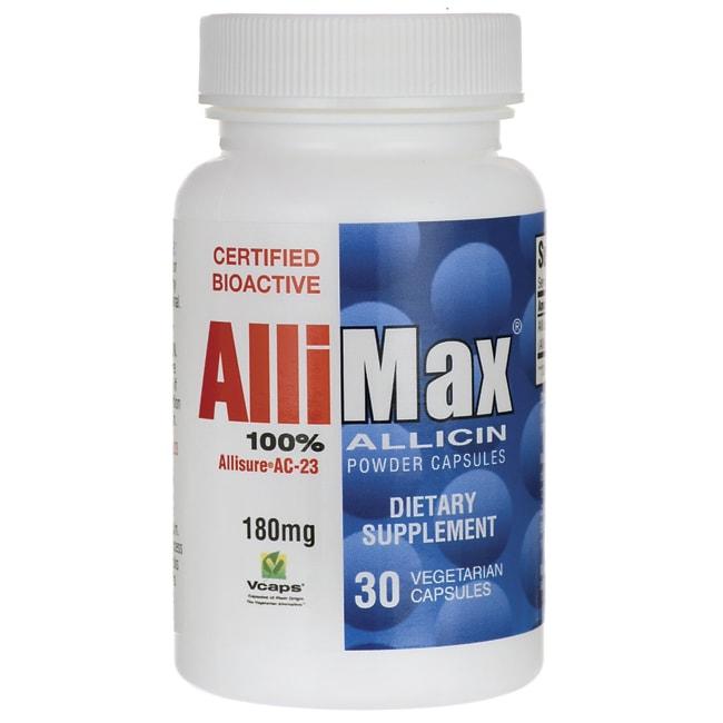 Allimax 100% Allicin