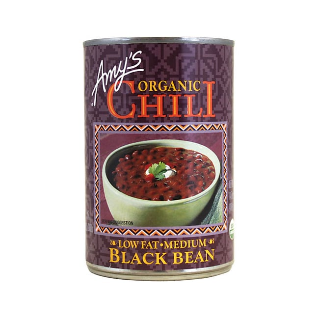 Amy's Kitchen Organic Black Bean Chili Medium