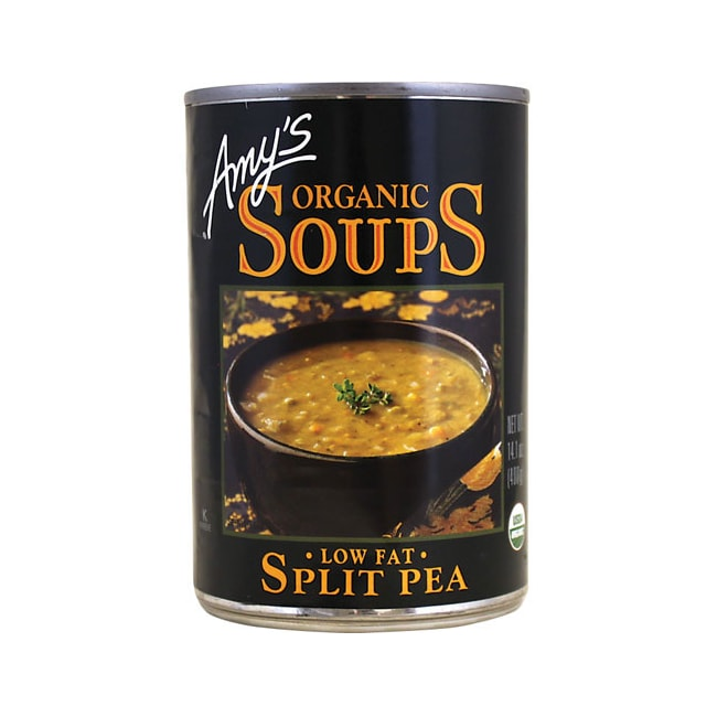 Amy's KitchenOrganic Low Fat Split Pea Soup