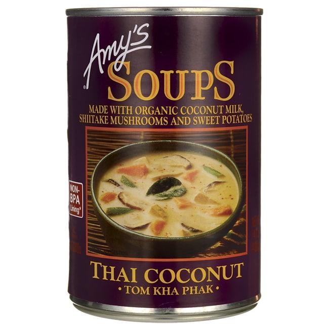 Amy's Kitchen Organic Soup Thai Coconut