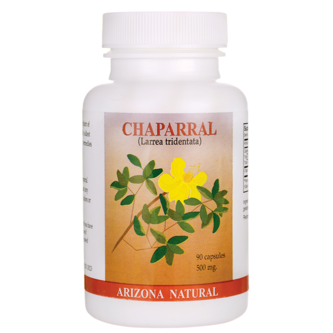 Arizona Natural Chaparral