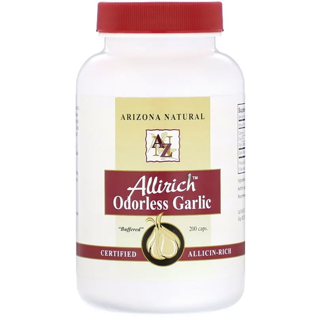 Arizona NaturalAllirich Odorless Garlic