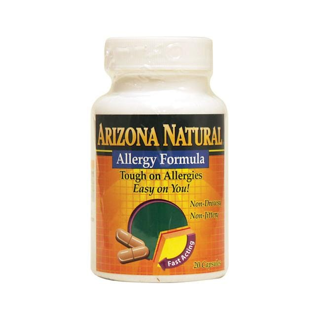 Arizona NaturalAllergy Formula