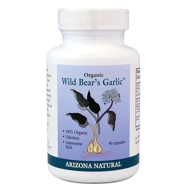 Arizona NaturalOrganic Wild Bear's Garlic