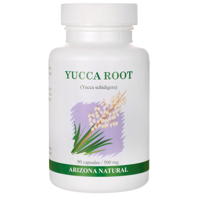 Arizona NaturalYucca Root