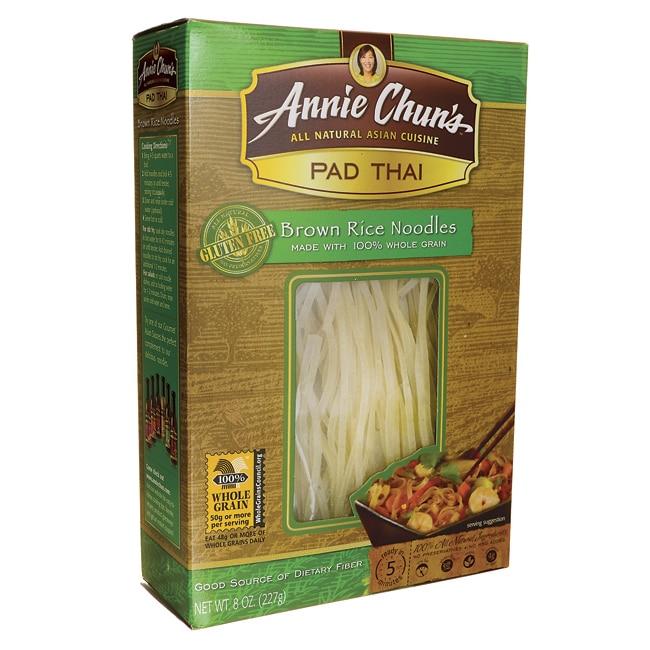 Annie Chun's Brown Rice Noodles Pad Thai