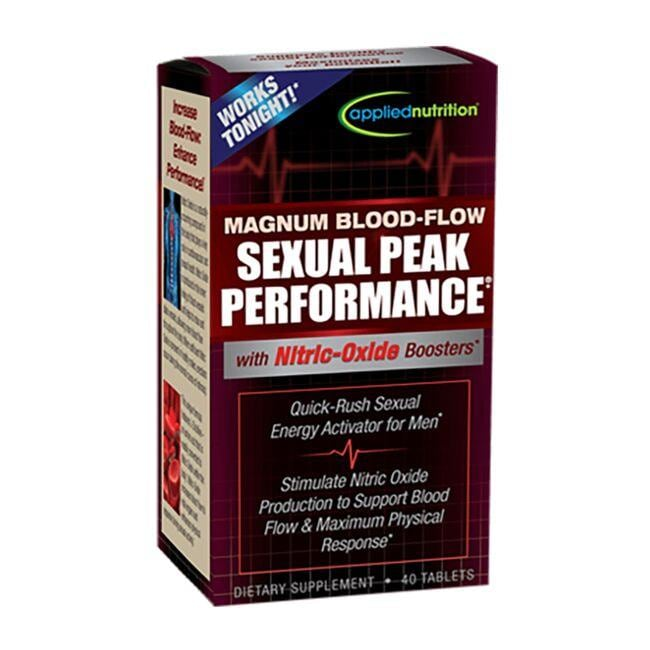 Applied NutritionSexual Peak Performace