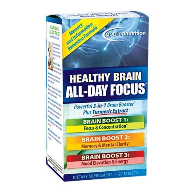 Applied NutritionHealthy Brain All-Day Focus
