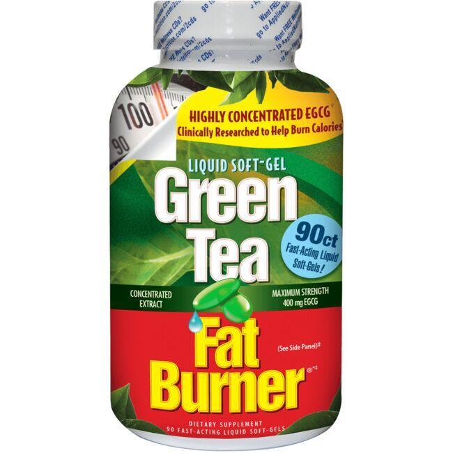 Applied NutritionGreen Tea Fat Burner