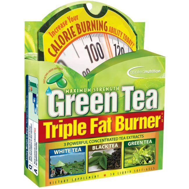 Applied NutritionMaximum Strength Green Tea Triple Fat Burner