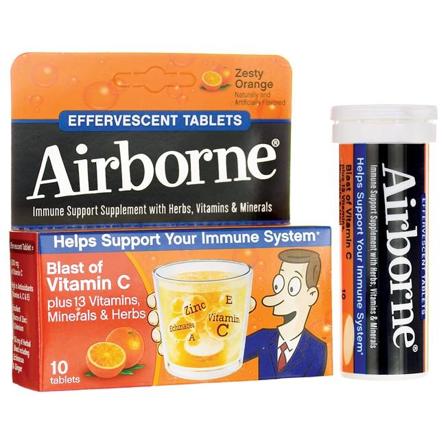 Airborne Effervescent Orange
