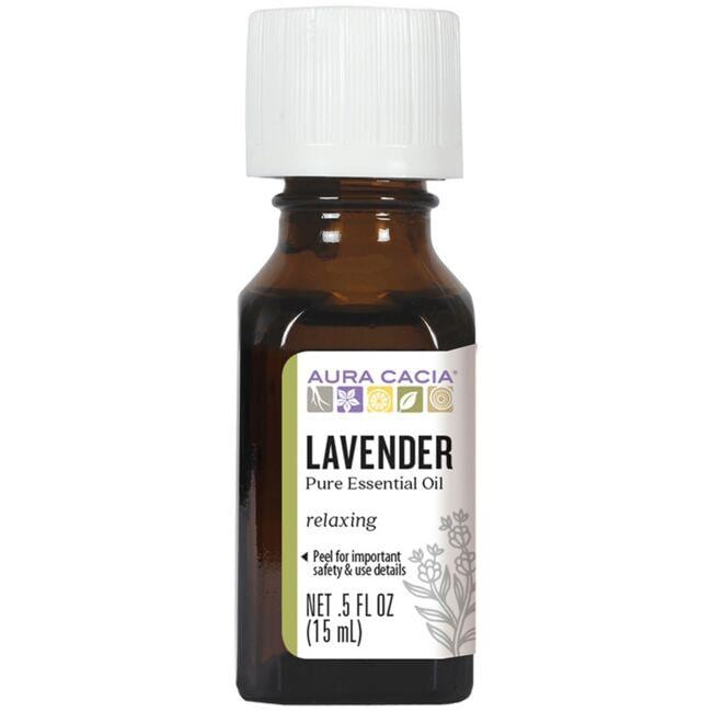 Aura Cacia 100% Pure Essential Oil Lavender