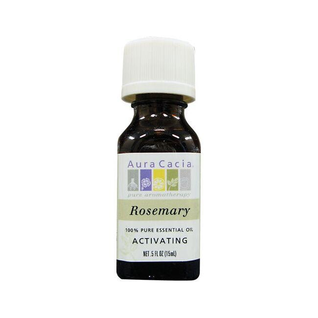 Aura Cacia 100% Pure Essential Oil Rosemary