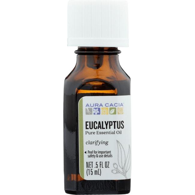 Aura Cacia100% Essential Oil Eucalyptus
