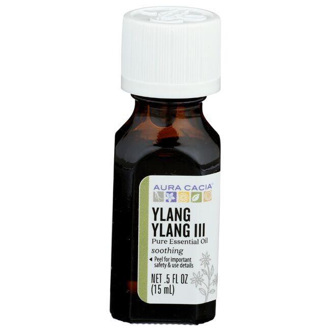 Aura Cacia100% Pure Essential Oil Ylang Ylang III
