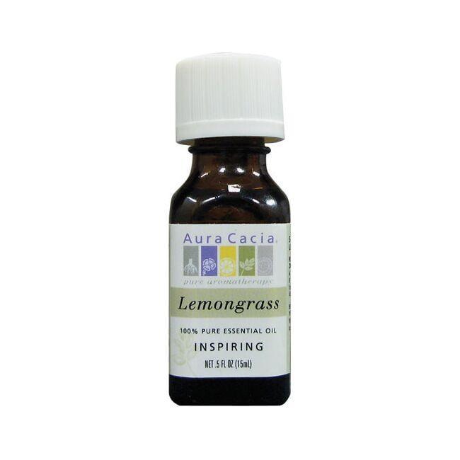 Aura Cacia100% Pure Essential Oil Lemon Grass