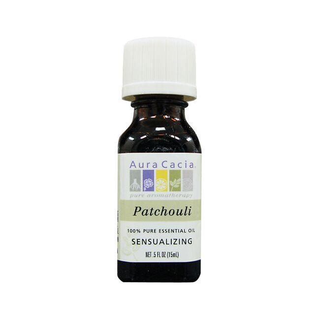 Aura Cacia100% Pure Essential Oil Patchouli