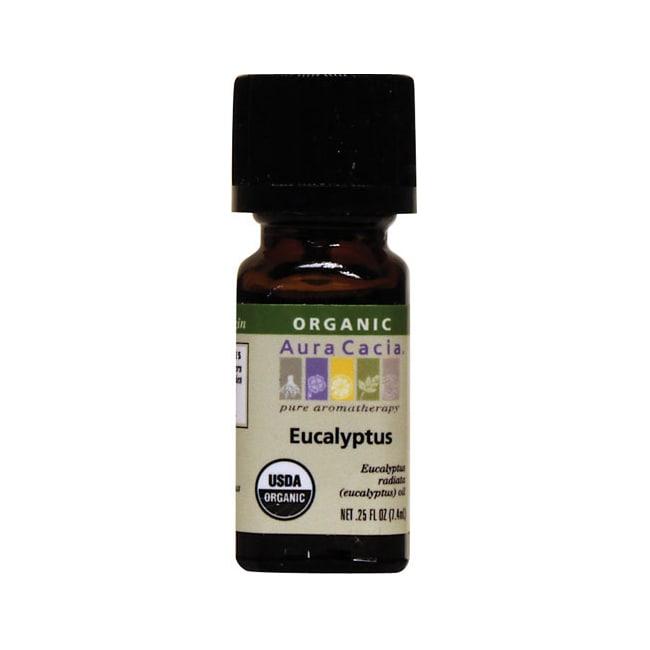 Aura Cacia Organic Essential Oil Eucalyptus