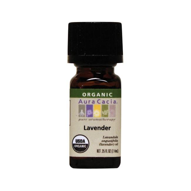 Aura CaciaOrganic Essential Oil Lavender