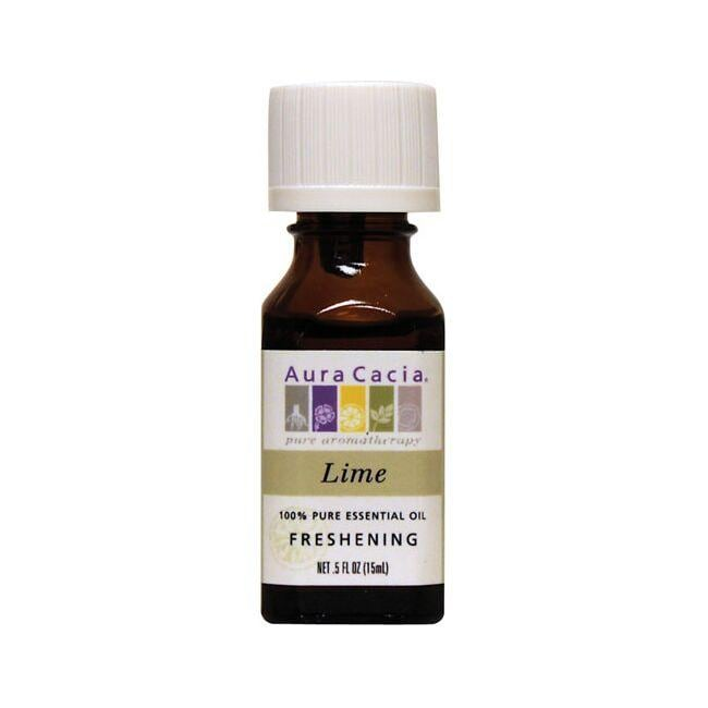 Aura Cacia Essential Oil Lime