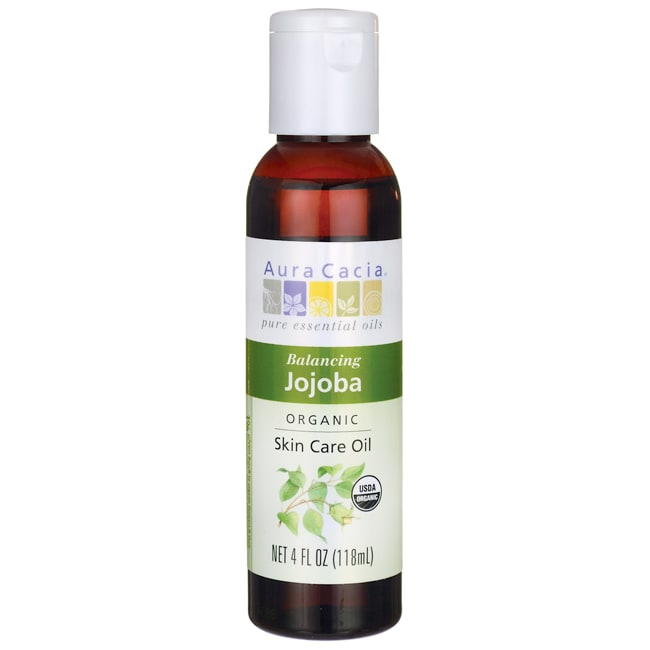 Aura Cacia Organic Skin Care Oil - Balancing Jojoba
