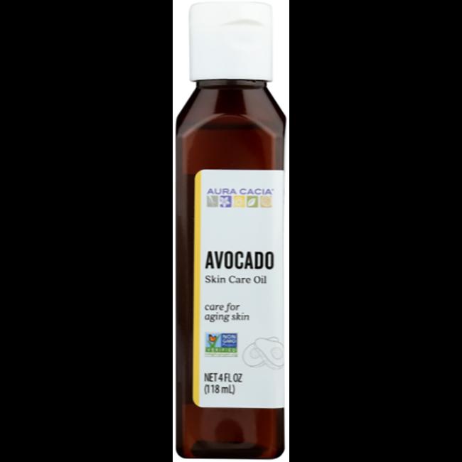 Aura Cacia Natural Skin Care Oil - Comforting Avocado