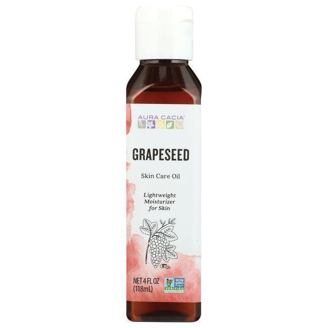 Aura CaciaNatural Skin Care Oil - Harmonizing Grapeseed