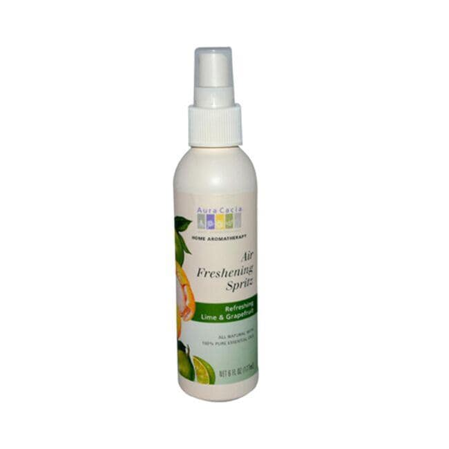 Aura Cacia Air Freshening Spritz - Refreshing Lime & Grapefruit