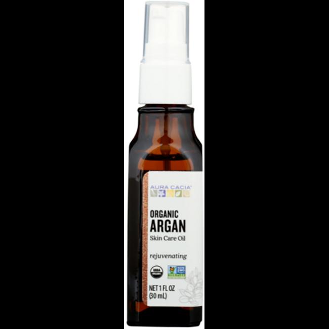Argan oil Aura Cacia aceite de Argan orgánico 1 fl oz (30 mL) líquido Productos para tu Salud en Veo y Compro  + Argan Oil en Veo y Compro