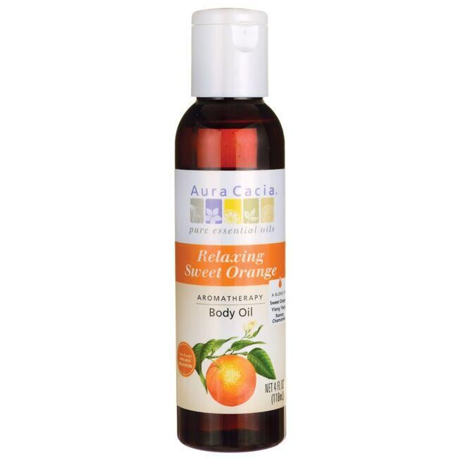 Aura Cacia Aromatherapy Body Oil - Relaxation