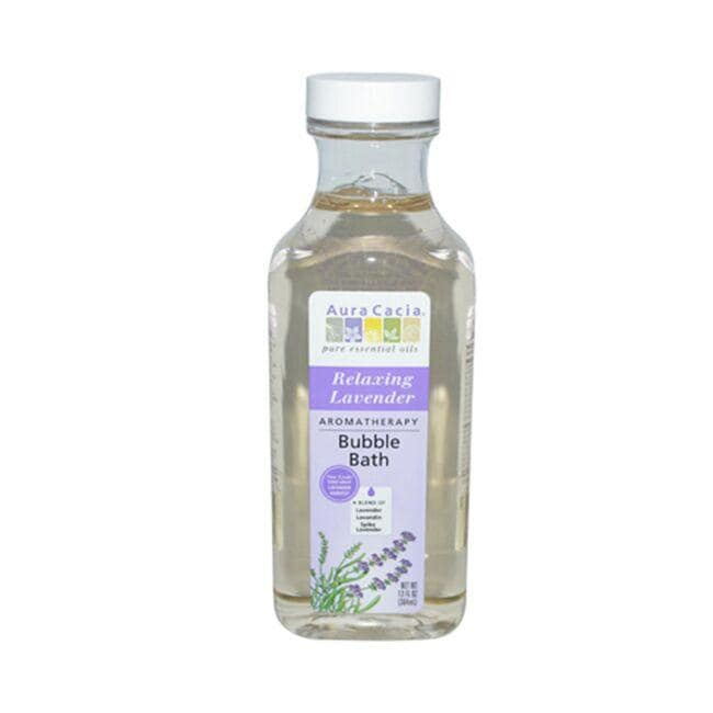 Aura CaciaAromatherapy Bubble Bath - Relaxing Lavender