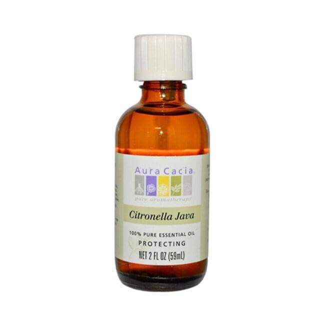 Aura Cacia Essential Oil Citronella Java