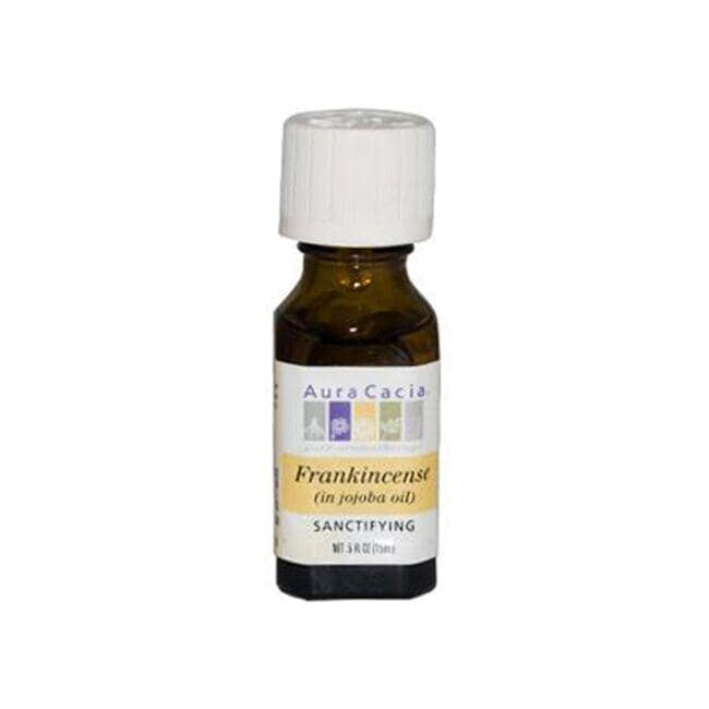Aura CaciaFrankincense (in jojoba oil)