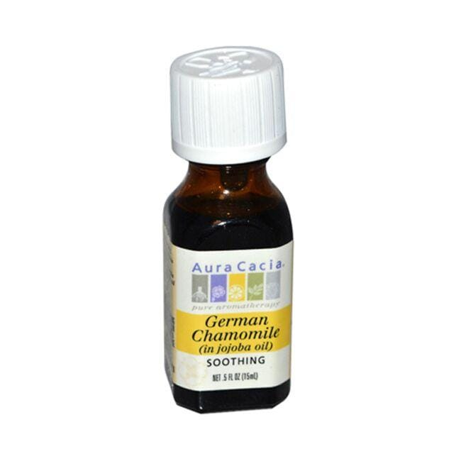 Aura Cacia German Chamomile (in jojoba oil)