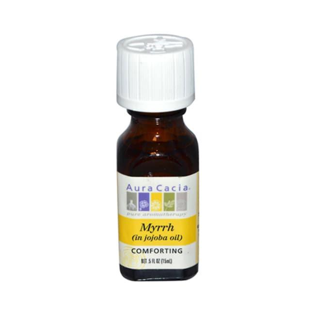 Aura CaciaMyrrh (in jojoba oil)