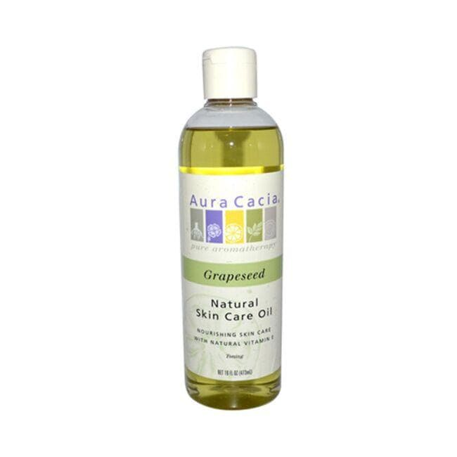 Aura Cacia Natural Skin Care Oil - Grapeseed