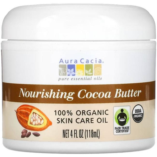 Aura CaciaOrganic Cocoa Butter