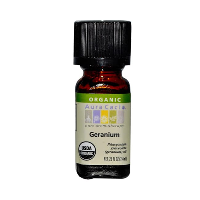 Aura CaciaOrganic Geranium
