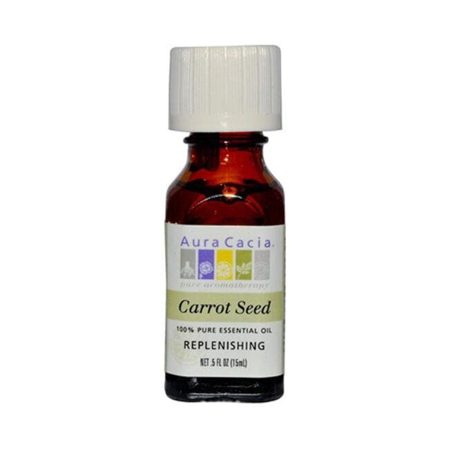 Aura Cacia Essential Oil Carrot Seed